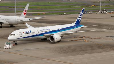 JA836A - Boeing 787-9 Dreamliner - All Nippon Airways (Air Japan)