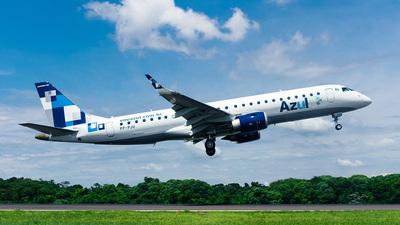 PP-PJU - Embraer 190-100LR - Azul Linhas Aéreas Brasileiras