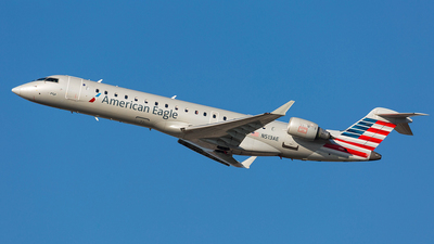 N513AE - Bombardier CRJ-701 - American Eagle (PSA Airlines)