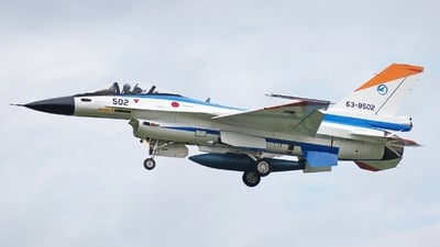 63-8502 - Mitsubishi F-2A - Japan - Air Self Defence Force (JASDF)