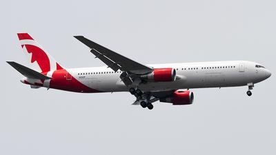 N216DP - Boeing 767-375(ER) - Untitled