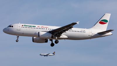 A picture of LZLAG - Airbus A320231 - European Air Charter - © Manuel Mueller
