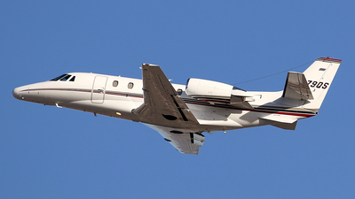 N679QS - Cessna 560XL Citation Excel - NetJets Aviation