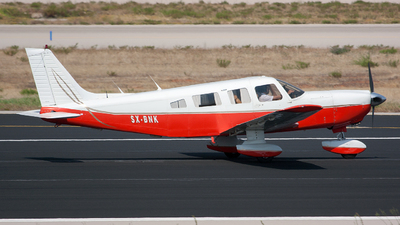 SX-BNK - Piper PA-32-301 Saratoga - Private