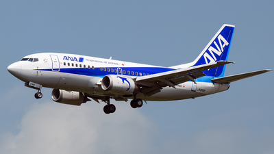JA8595 - Boeing 737-54K - ANA Wings