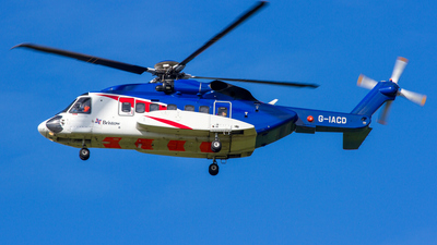 A picture of GIACD - Sikorsky S92A Helibus - Bristow Helicopters - © Gerrit Griem