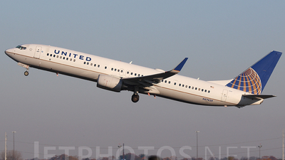 N57439 - Boeing 737-924ER - United Airlines