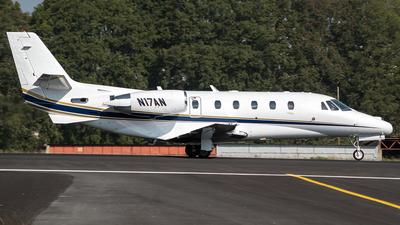 A picture of N17AN - Cessna 560XL Citation Excel - [5605030] - © Juan Manuel Galvez