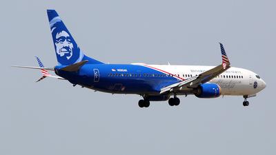 N265AK - Boeing 737-990ER - Alaska Airlines
