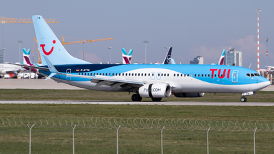 A picture of DATYA - Boeing 7378K5 - TUI fly - © Tim Donell