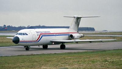 G-AXOX - British Aircraft Corporation BAC 1-11 Series 432FD - British Airways