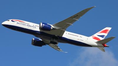 9ddb5a189b1c G-ZBJM - Boeing 787-8 Dreamliner - British Airways - Flightradar24