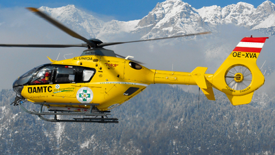 OE-XVA - Eurocopter EC 135T1 - Christophorus Flugrettungsverein (ÖAMTC)