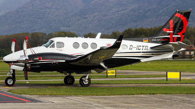 D-ICTR - Beechcraft C90GTi King Air - Private