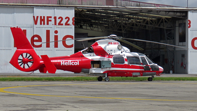 PR-SEG - Eurocopter AS 365N3 Dauphin - Helicol