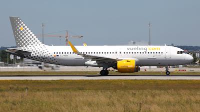 EC-NBA - Airbus A320-271N - Vueling