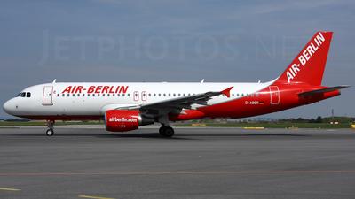 D-ABDR - Airbus A320-214 - Air Berlin