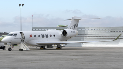 N730GD - Gulfstream G600 - Gulfstream Aerospace