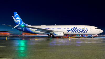 A picture of N237AK - Boeing 737990(ER) - Alaska Airlines - © HA-KLS