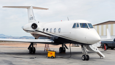 N44YS - Gulfstream G-II - Private