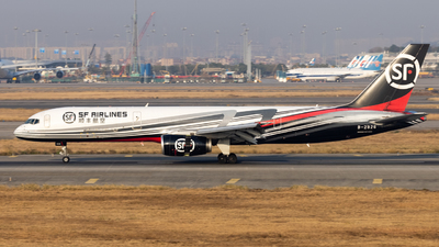 A picture of B2826 - Boeing 7572Y0(PCF) - SF Airlines - © TasKforce404-HK416
