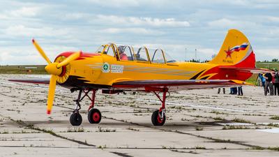 RA-0680G - Yakovlev Yak-52 - Private