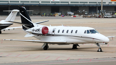 G-LXWD - Cessna 560XL Citation XLS - Private