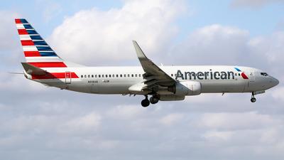 N918AN - Boeing 737-823 - American Airlines