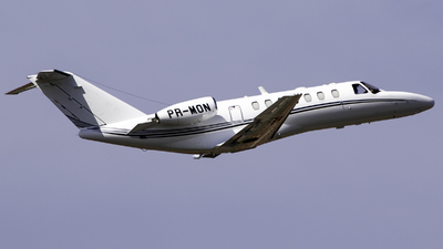 PR-MON - Cessna 525B CitationJet 3 - Private