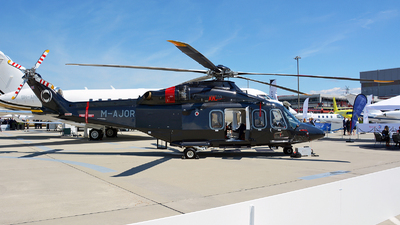 M-AJOR - Agusta-Westland AW-139 - Ineos Aviation