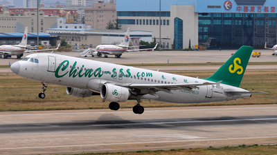 B-6573 - Airbus A320-214 - Spring Airlines