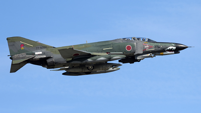 77-6392 - McDonnell Douglas RF-4EJ Kai - Japan - Air Self Defence Force (JASDF)