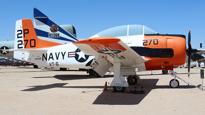 140481 - North American T-28C Trojan - United States - US Navy (USN)