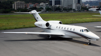 1060 - Cessna 750 Citation X - Venezuela - Air Force