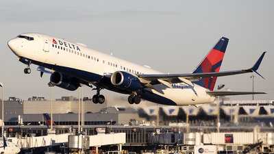 A picture of N897DN - Boeing 737932(ER) - Delta Air Lines - © Jeremy D. Dando