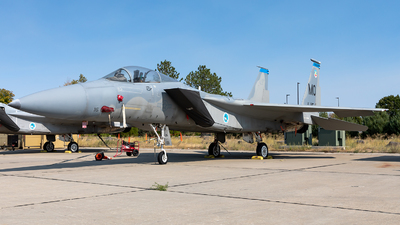 77-0115 - McDonnell Douglas F-15A Eagle - United States - US Air Force (USAF)