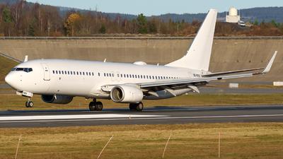 A picture of SERPX - Boeing 7378JP - Norwegian - © Laszlo Fekete