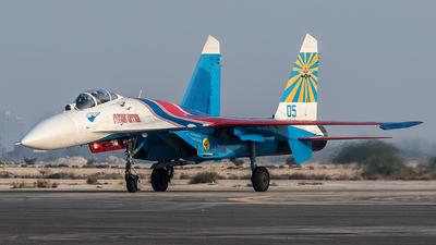 05 - Sukhoi Su-27P Flanker - Russia - Air Force