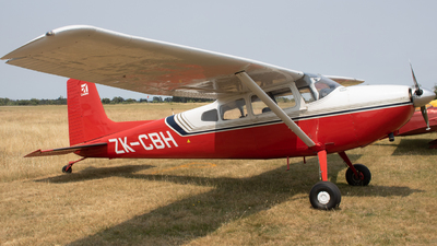 ZK-CBH - Cessna 180 Skywagon - Private