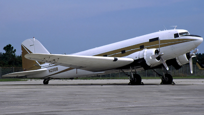 N211GB - Douglas C-47B Skytrain - United States - Lee County Mosquito Control District