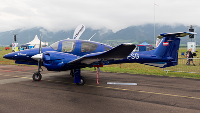 OE-FSG - Diamond Aircraft DA-62 - Diamond Aircraft Industries