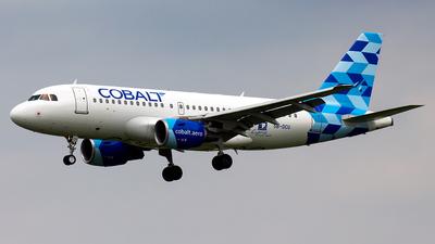 5B-DCU - Airbus A319-112 - Cobalt Air