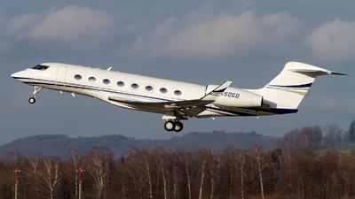 N650GD - Gulfstream G650ER - Gulfstream Aerospace