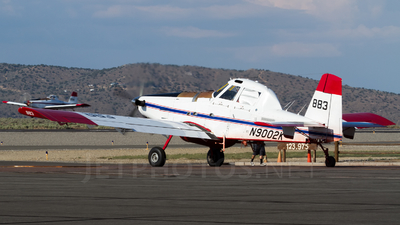 N9002K - Air Tractor AT-802 - Queen Bee Air Specialties