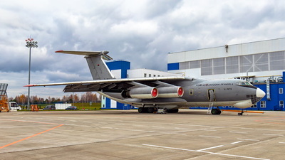 T-911 - Ilyushin IL-76TD - Angola - Air Force