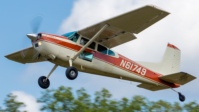A picture of N61749 - Cessna A185F Skywagon - [18504249] - © HA-KLS