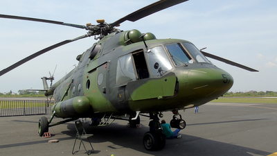 HA-5157 - Mil Mi-17V5 Hip H - Indonesia - Army