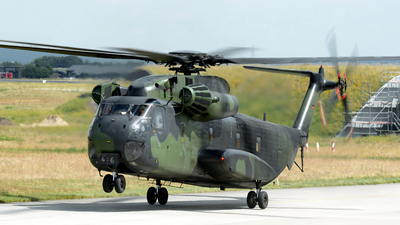 84-46 - Sikorsky CH-53G - Germany - Air Force