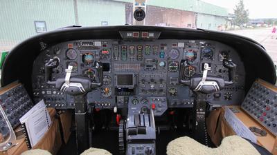 G-JBIZ - Cessna 550 Citation II - 247jet