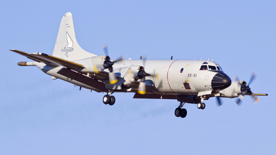 A picture of P.3M08 - Lockheed P3M Orion -  - © Guillermo Granger